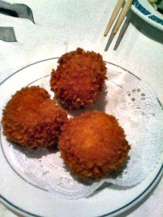 Chengdu 23 shrimp balls