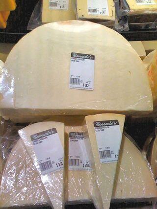 Corrados cheese