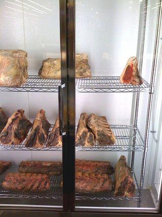 Corrados dry aged beef