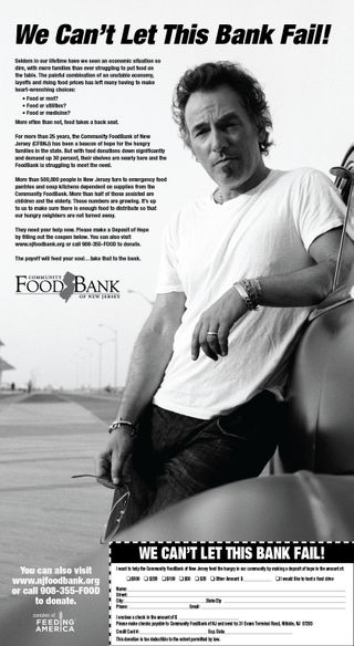 NJ Food Bank Ad