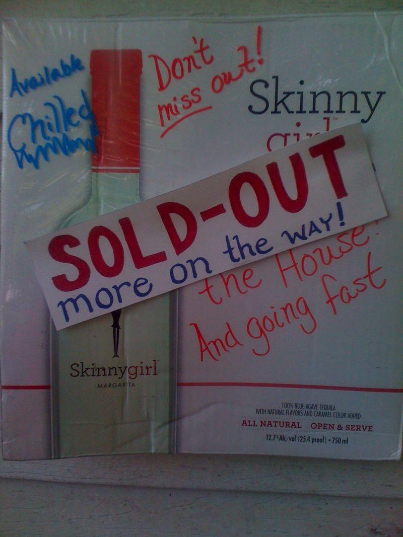 Skinnygirl margarita2