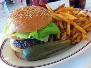 Raymonds burger