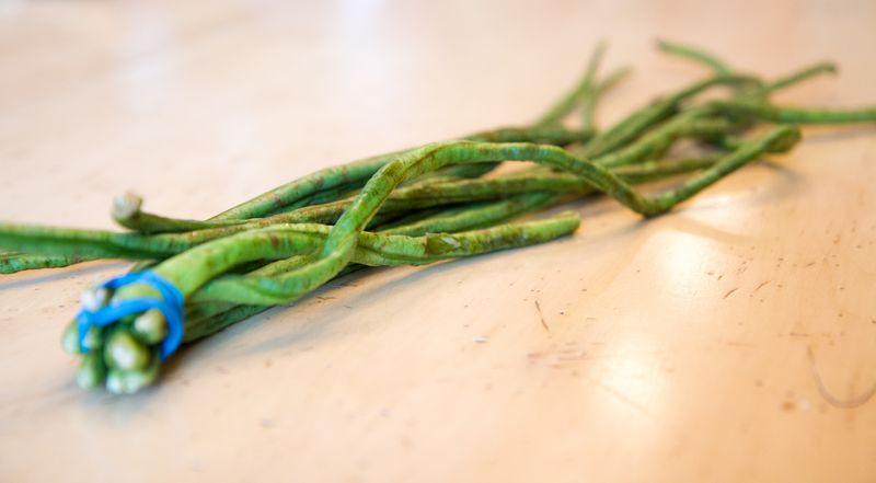 Long-beans