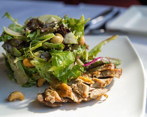 Duck-salad-aoyama