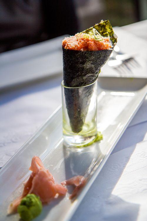 Aoyama-tuna-hand-roll
