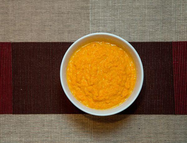 Carrot Ginger: dressing - tommy:eats