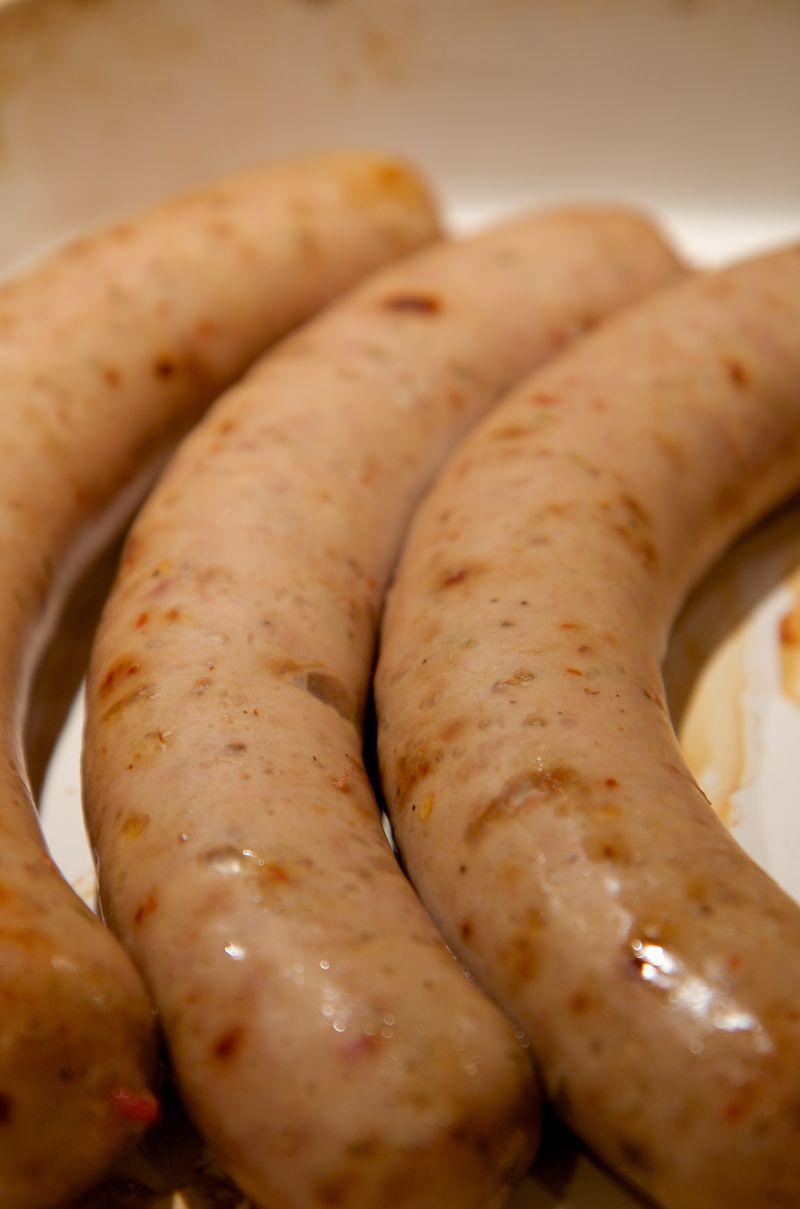 Swiss Pork Store Sausage 001