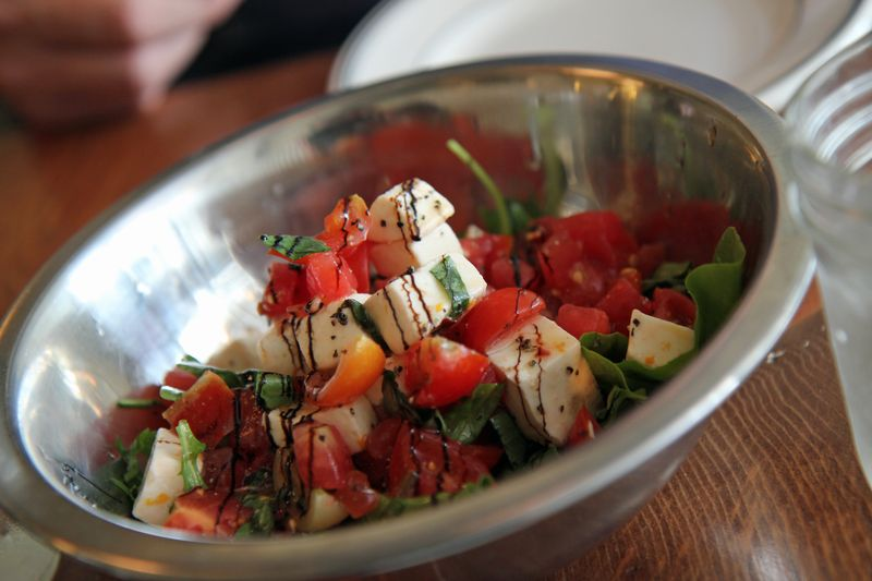 Mancinnis watermelon salad