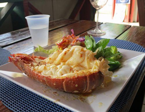Lobster sunshines
