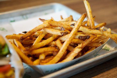 Shakeshack fries