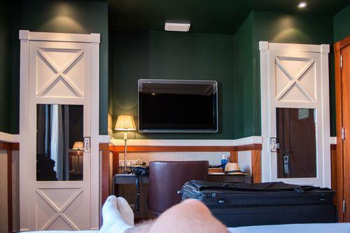 Hotel 1898 room