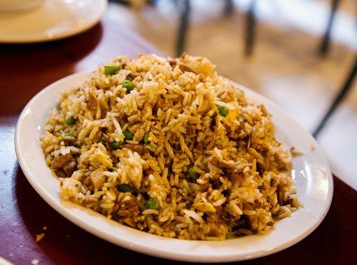 Sun wah fried rice