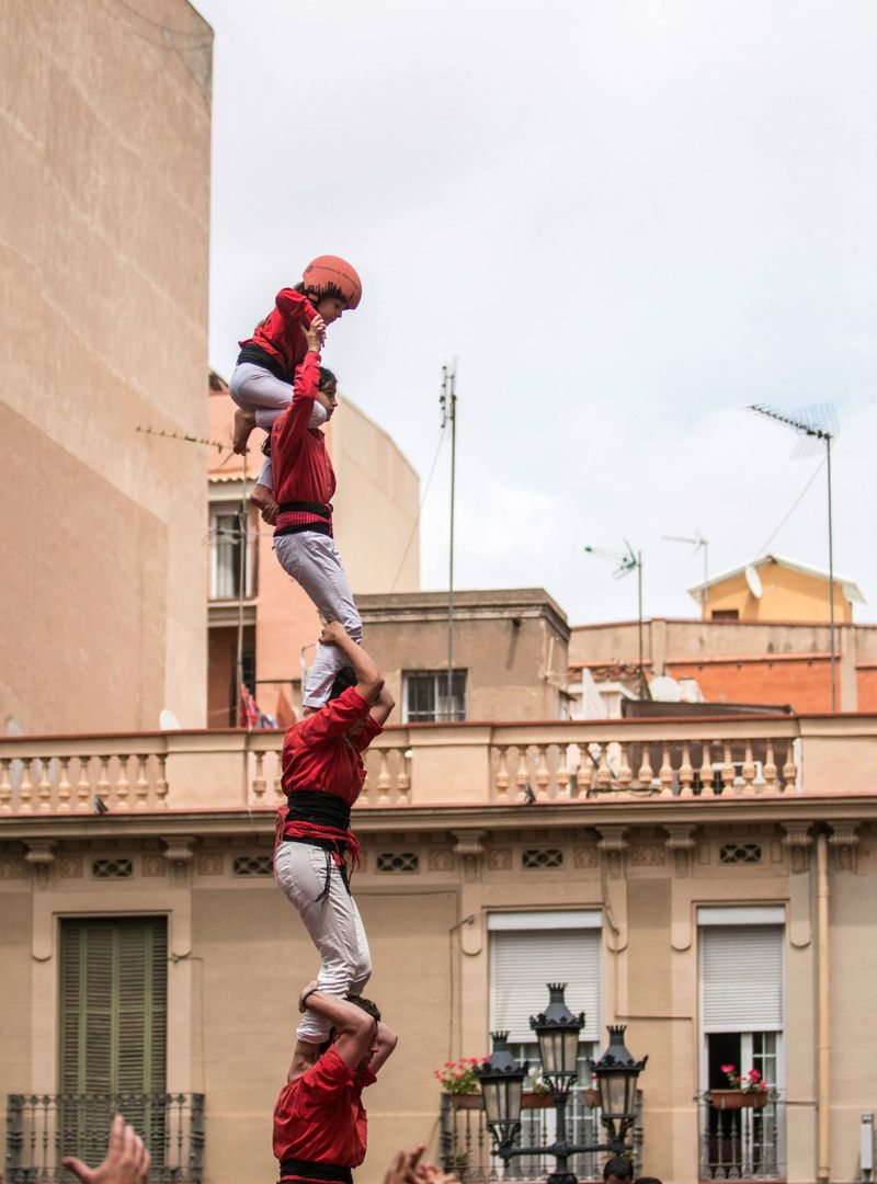 Castellers de la Vila de Gracia5
