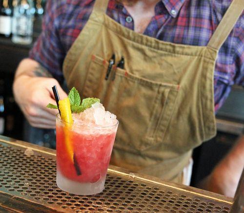La sirena cocktail
