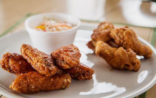 Peck peck chicken 2