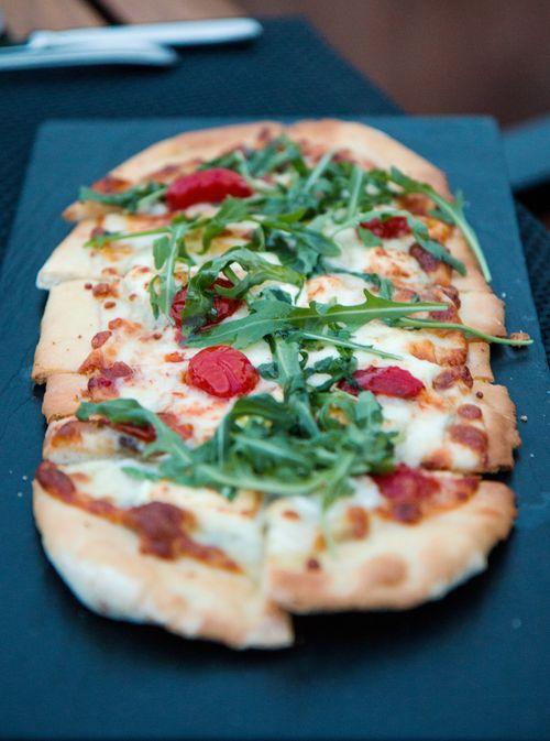 Hotel 1898 pizza