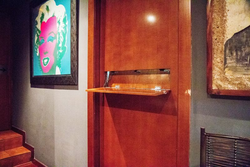 Gelonch kitchen door