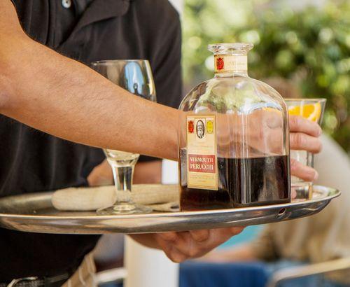 Los cachitos vermouth