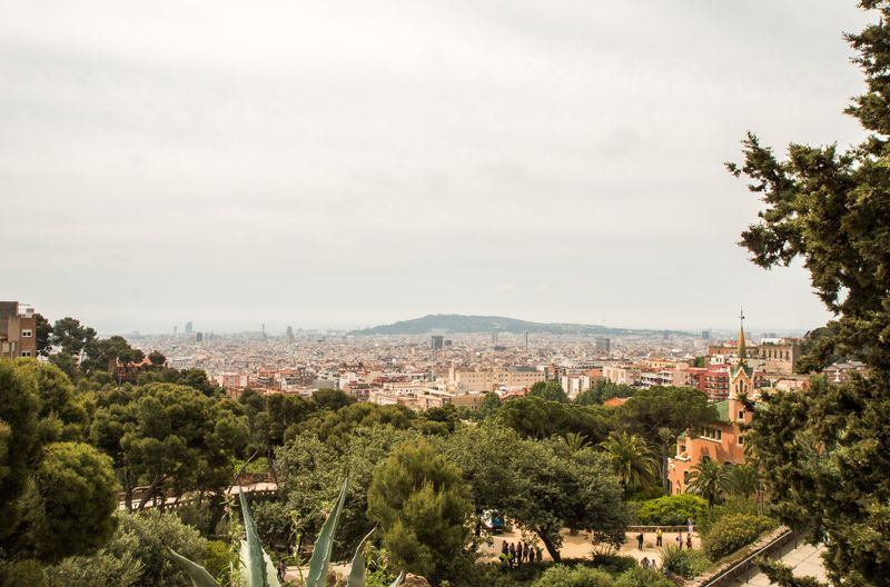 Guell view1