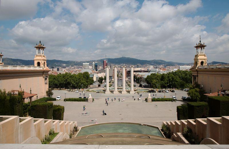 Barcelona olympic park1