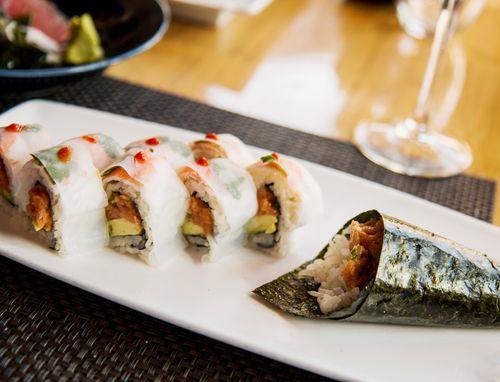 Sushi sushi roku