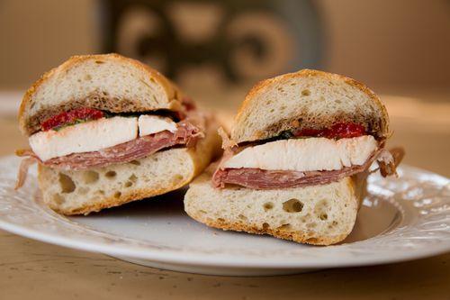 Sandwich piccolos