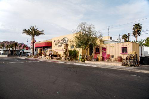 Southwest Diner exterior