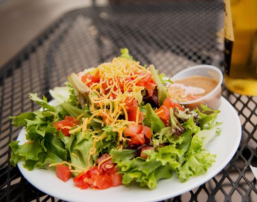 Southwest Diner salad