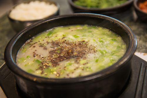 Soondae guk