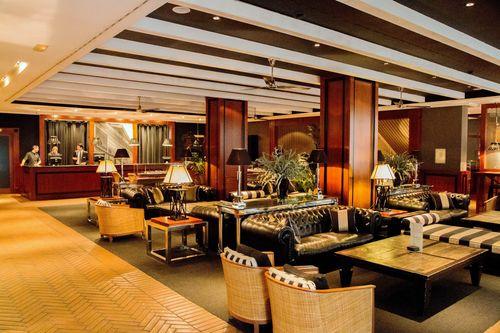 Hotel 1898 lobby