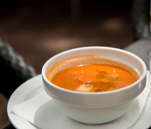 Bo tomato soup