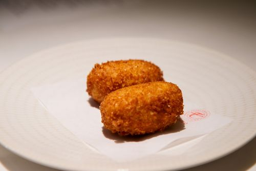 Rias de galicia croquettes