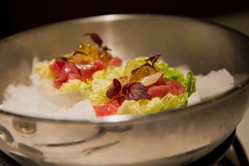 Rias de galicia tuna