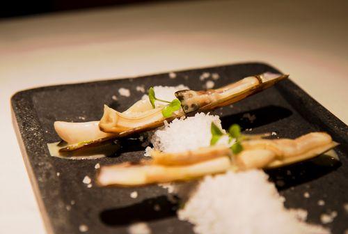 Rias de galicia clams
