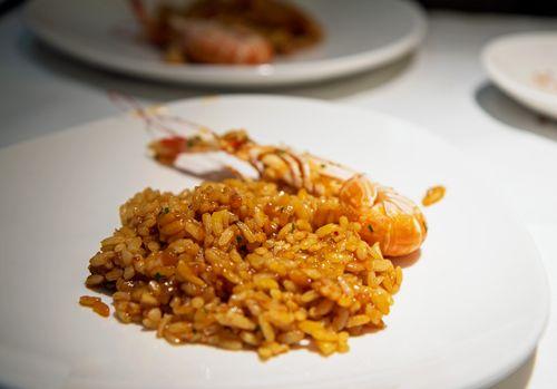 Rias de galicia paella