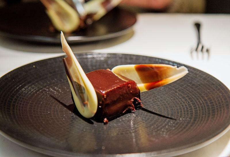 Rias de galicia paco roig chocolate