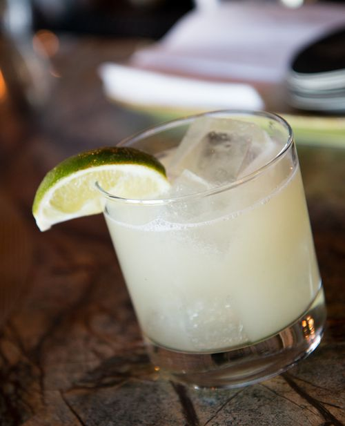 Mill house margarita