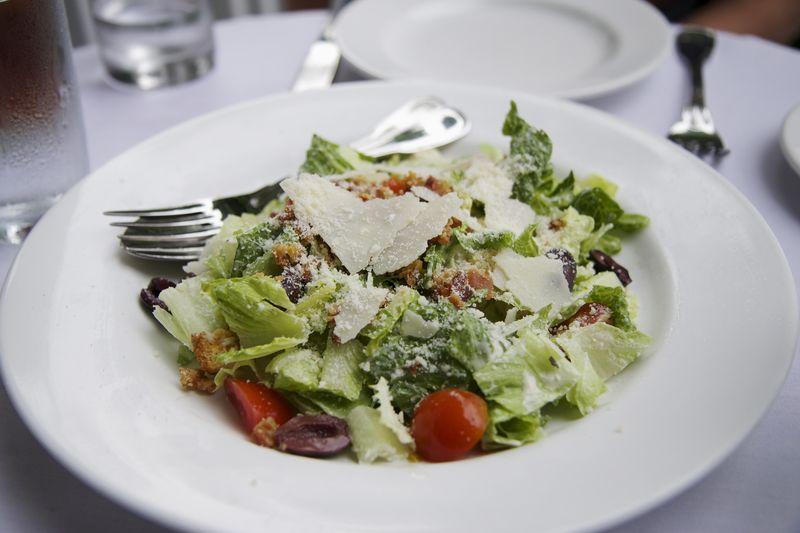 Cucina woodstock caesar salad