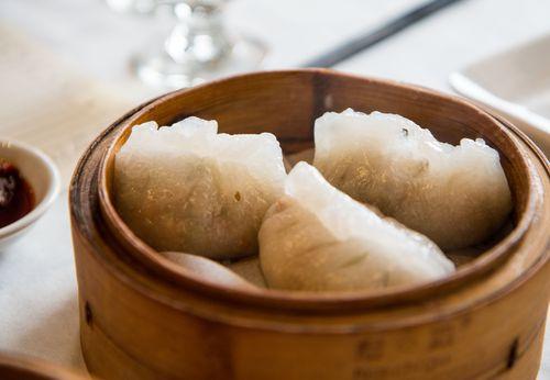 Dim sum villa dumplings