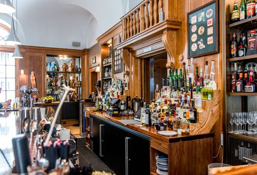 Jockey hollow vail bar