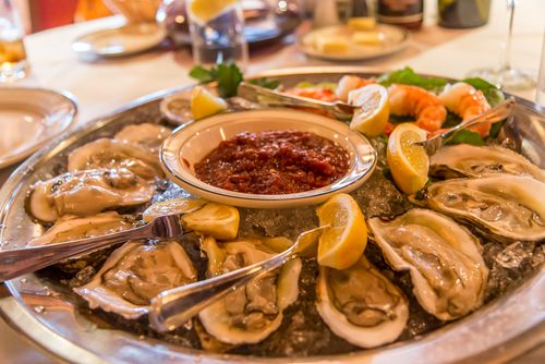 Wolfgangs oysters