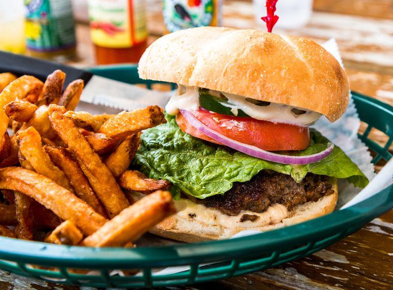 Kahuna burger bar rincon