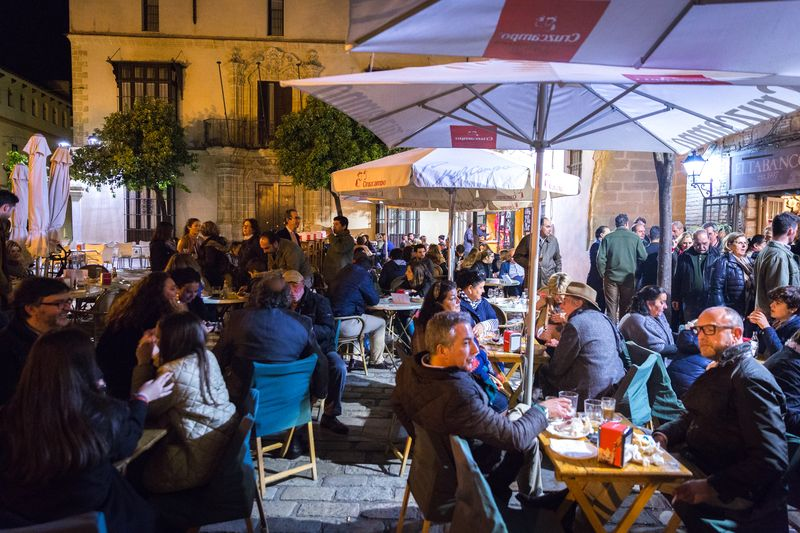 Jerez spain bars