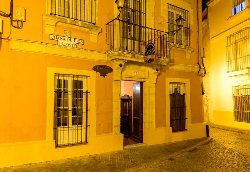 Jerez spain La taberna del Segura exterior2