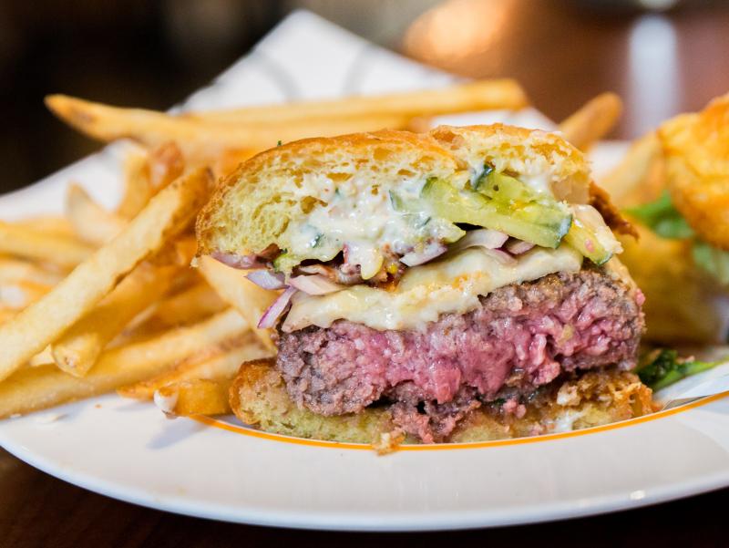 Jockey hollow burger