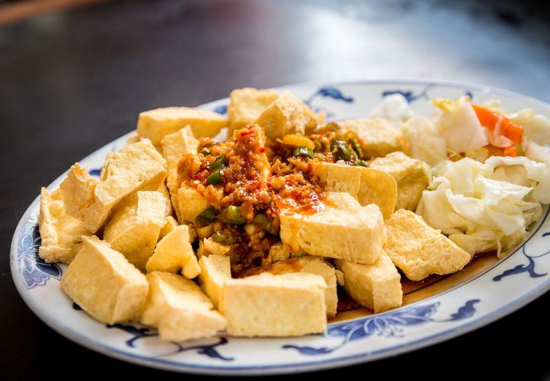 Taiwanese Gourmet Stinky Tofu