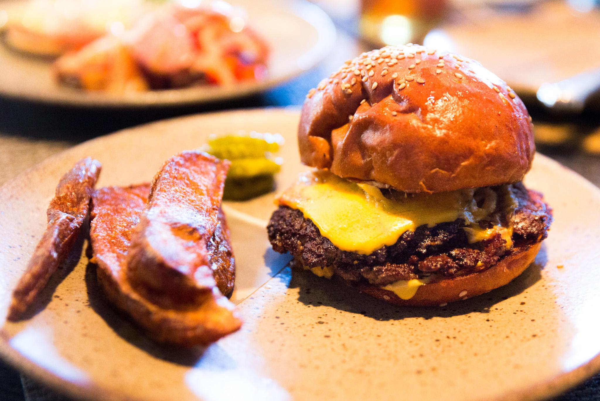 Husk Nashville Burger