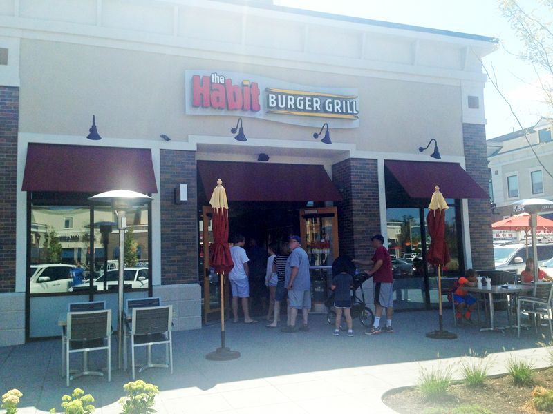 Habit burger fairlawn
