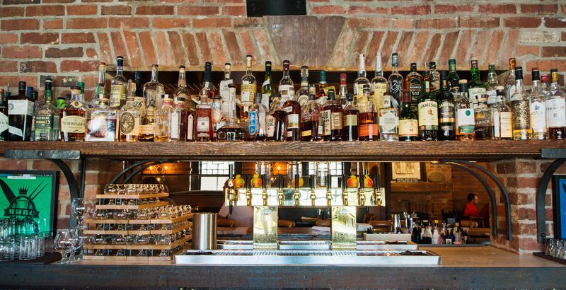 Mill house brewery bar booze copy