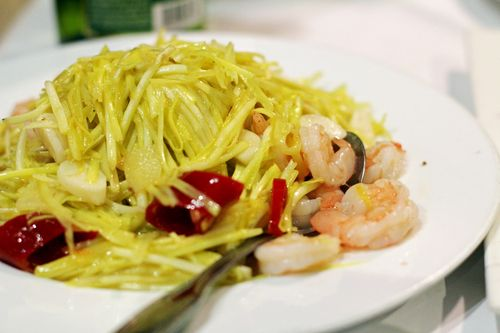 Chengdu 23 shrimp yellow chives